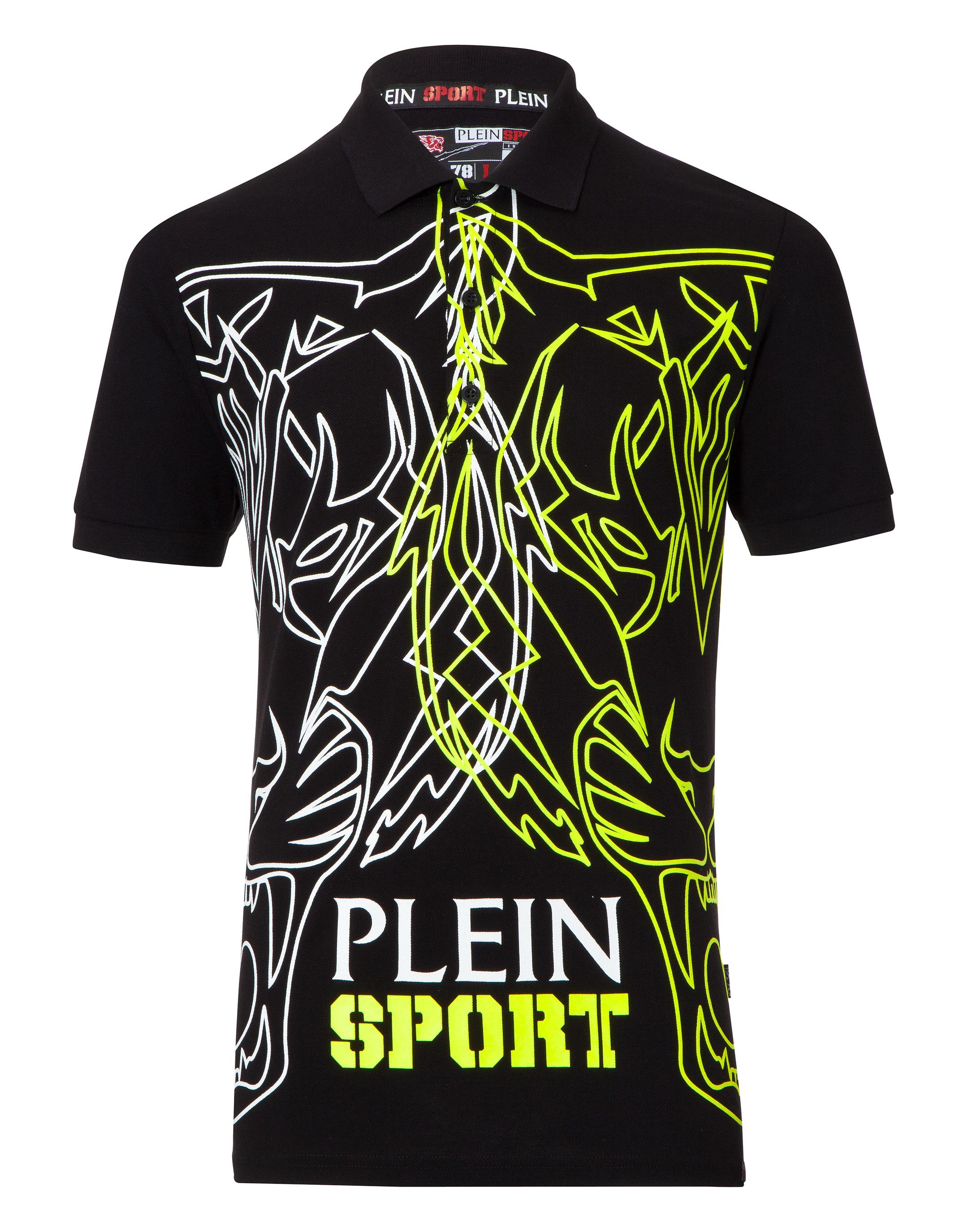Polo Shirt Ss Terrell Philipp Plein Outlet